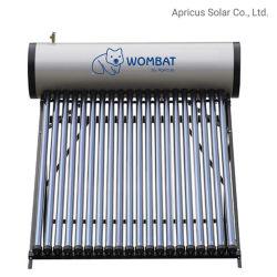 통합 열파이프 압력 태양 온수기 300L