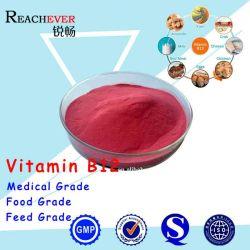 Suplemento dietético, la vitamina B12 con la máxima calidad