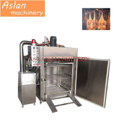 Macchina del fumo della carne per elaborare del prosciutto/la macchina del fumo pancetta affumicata della salsiccia/macchina di fumo di color salmone dei pesci
