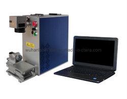 El CO2 portátil/UV/marcadora láser de fibra/láser marcador/máquina de grabado CNC/Logo la impresión de metal y plástico