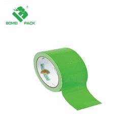 Muestra gratuita de color del aire acondicionado impresa personalizada PVC cinta adhesiva de tela