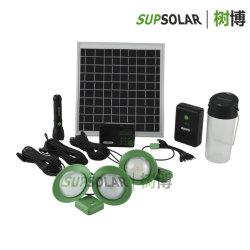 도매가를 가진 새로운 떨어져 격자 태양열 주택 시스템