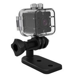 (AVP008SQ12) Sport Mini DVR Multi resistente al agua Full HD de las funciones de cámara de vídeo