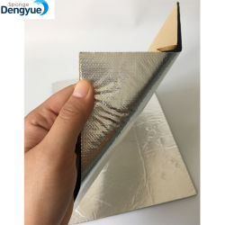 Feuille de toiture en métal étanche Tampon de mousse