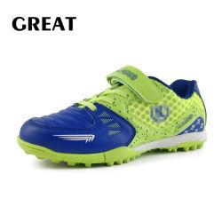 Greatshoe barato tacos de Fútbol, caliente la venta de zapatos de fútbol de niño chico, al por mayor botas de fútbol de los niños nuevos zapatos de fútbol