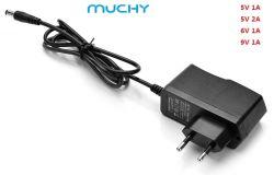 Commerce de gros 6V 2A 12W Chargeur pour ordinateur portable adaptateur de puissance