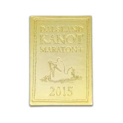 Hochwertige Prägung Gold Souvenir Award Coin Badge Collection Design