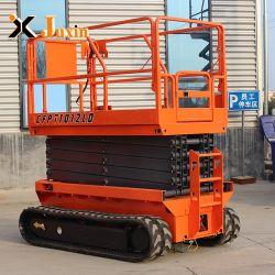 Piattaforma Cingolata Elettrica Portatile Cingolata Autopropulsione Cingolata Con Cingoli A Forbice A Forbice A Forbice A Sollevamento Su Promozione