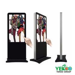 55 inch 4k Android 3G WiFi HD Advertising LCD TV Kiosk, 1 stuk (min. Volgorde)
