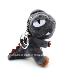 Kundenspezifischer fördernder Andenken-Geschenk-Plüsch-Spielzeug-wildes Tier-Dinosaurier Keychain