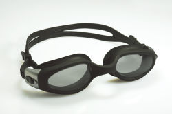柔らかい適合のシリコーンのガスケットのAnti-Fog水泳ガラス