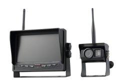 """자동차 부속 제조자, 7 """" 운임 Hgvs, 밴 Fleet 의 무거운 장비, 채광 지게차 비전 안전의 2CH 디지털 무선 Rearview 시스템"""