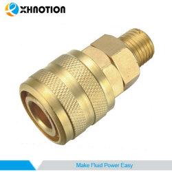 Xhnotion Metallkuppler Mit Kugelsicherung, Steckbuchse