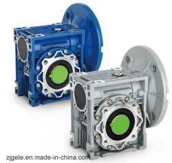 ワームギヤ物質的なCusn10-1錫の青銅RVシリーズ速度減力剤
