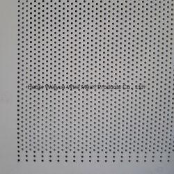 [ستينلسّ ستيل] صورة كيميائيّة يحفر دقيقة فتحة بئر لوحة لأنّ مرشّح أسطوانة/منخل/شاشة
