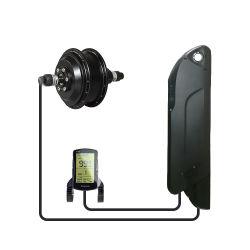 Waterdichte eBike-kit van 36 V, 250 W, 48 V, 500 W, met BLDC-hub Motor