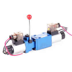 manuelles Richtungsregelventil der Magnetspule-4WEMM6