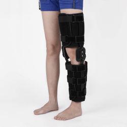 Parentesi graffa di sostegno del ginocchio di frattura/giuntura registrabili del supporto