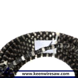 Fil diamanté pour le ciment de coupe scie (CEP-KT115)