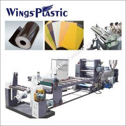 خط إنتاج ورقة واحدة أو متعددة الطبقات PP/PE/PS/ABS