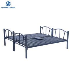 Mobiliario Escolar estudiante Dormitorio Dormitorio cama de acero