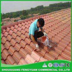 Anti-UV, l'exposition utilisé en caoutchouc de silicone revêtement imperméable pour toit