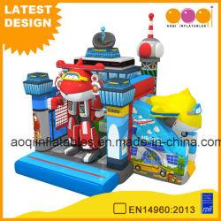 Robot avion Aéroport jouets Combo (AQ01776)