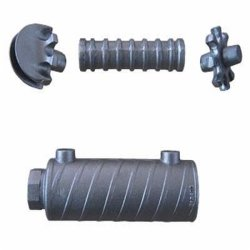 精密機械化を用いる架橋工事のためのさまざまな鋳鉄の部品