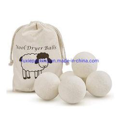 Lana orgánica bolas de pelo Servicio de lavandería
