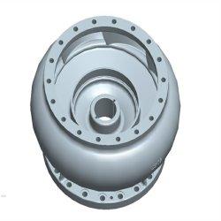 Veículo com certificação ISO de ferro fundido de peça sobressalente do Tambor do Freio
