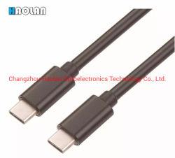 Daten-Kabel-Typ C bis USB-Kabel-Typ C, Handy-Zubehör 0.5m 1.0m 1.5m 2.0m