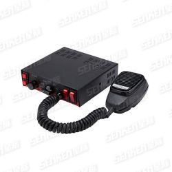 Polizei-Sirene-Warnungs-Verstärker des Krankenwagen-200W für Löschfahrzeug