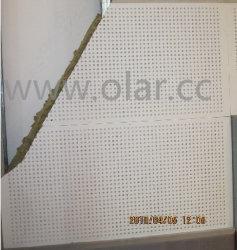 -Techo decorativo techo Board-Calcium absorben el sonido de la Junta de silicato, libre de asbesto
