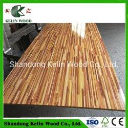 Alto MDF laminato melammina affrontato impiallacciatura di legno del Matt/lucido/Embossed/UV/Natural scheda