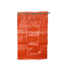 Sacchetti impaccanti della maglia dei pp della garza della cipolla tubolare della patata