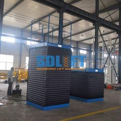 Настраиваемые склада электрический Стационарный гидравлический подъем грузов с шарнирным механизмом