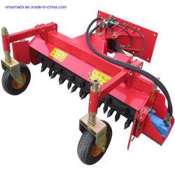 Cultivateur agricole de timon d'alimentation de l'essence