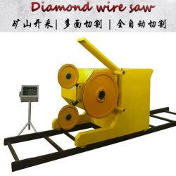Fil diamanté utilisé Carrière de pierre de machines de scie