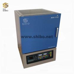 1700c Lab Mufla para tratamento térmico, forno de fusão