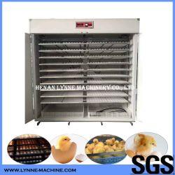 Caliente Solar Industrial venta automática de aves pollo huevo de codorniz incubadora