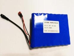 Beckoning цена высокое качество зарядки аккумуляторной батареи Li-ion размера 18650 аккумулятора: 24V 8 ah аккумулятор с СЭЗ