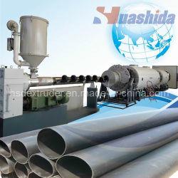 PE Resguardo plástico/tubo de Cartel dos tubos com revestimento linha de extrusão/Coxim Extrusor/Máquina/que produzem vegetais