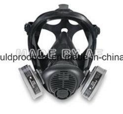 Masque en caoutchouc du moule pour la défense et de militaires ont utilisé des gaz