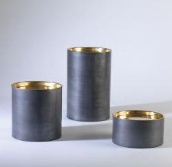 Décoration de luxe Homne en laiton solide