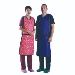 조끼와 Skirt Type 옥스포드 Fabric Radiation Lead Apron Sets