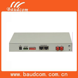 RS232 Fiber Media Converter