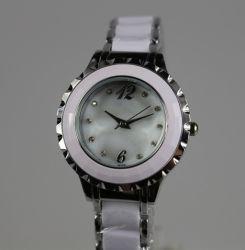 De Dames van het horloge letten op het Horloge Ad91246L van Quatz van het Horloge van de Manier