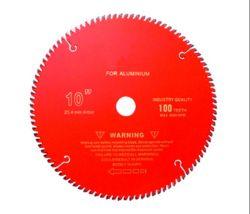 Tct las hojas de sierra para cortar el aluminio y aleaciones (JL-TCTA)