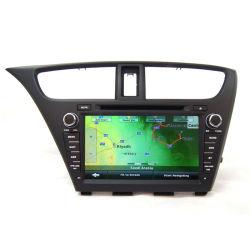 Aluguer de DVD de navegação GPS para Honda Civic berlina do receptor