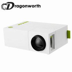 Actory Prix YG310 Mini projecteur de poche pour téléphone mobile et de télévision 1080P Portable Mini projecteur LCD YG310